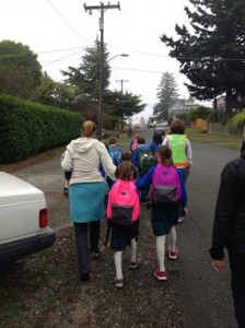 cks walking school bus photo