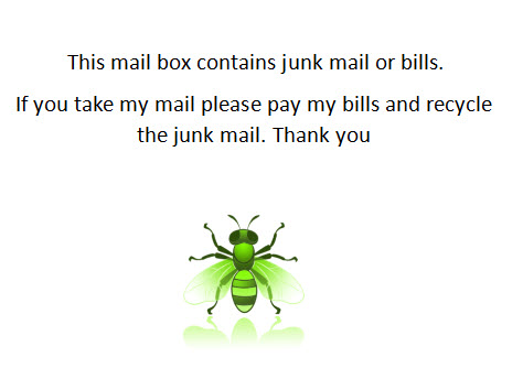 Broadview mailbox