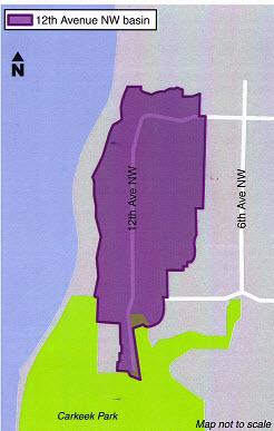 map 12th basin