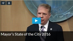 Mayor's State of City 2016